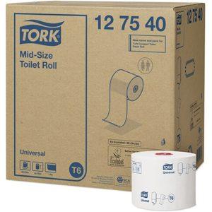 Tork Mid Size Toilet Roll UAE Supplier