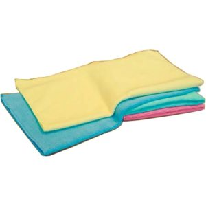Jersey Microfiber Cleaning Cloth UAE Supplier
