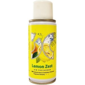 Air Freshener Lemon Zest Fragrance UAE Manufacturer 90 ml