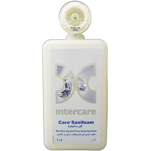 Care Sanifoam Hand Sanitizer Alcohol Free Cartridge 1 Ltr