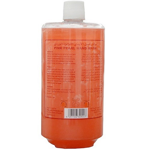Pink Pearl Hand Wash 1 Ltr Direct Fill