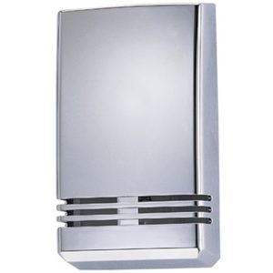 Slimline Air Freshener Dispenser Chrome