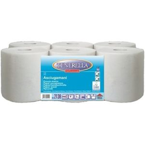 Wiping Perforated Maxi Roll 2 Ply