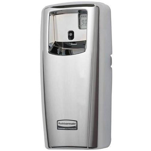 Automatic Air Freshener Aerosol Dispenser LED Chrome