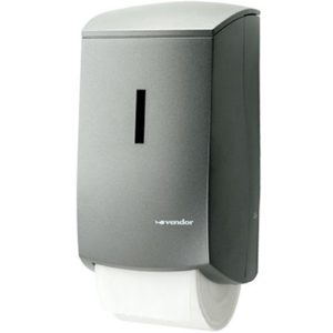 Vertical Toilet Roll Dispenser Chrome