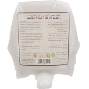 White Pearl Hand Wash 800 ml Pouch
