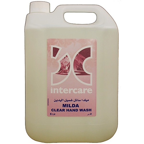 Milda Clear Hand Wash 5 Ltrs Direct Fill