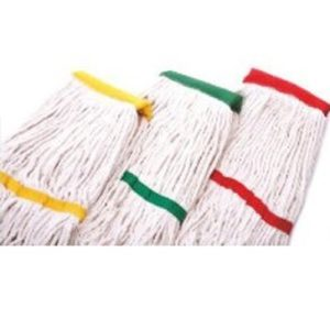 Wet Cotton & Polyester Mop Head