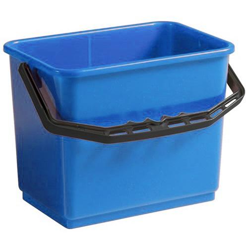 Single Plastic Bucket with Handle UAE Supplier