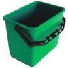Single Plastic Bucket with Handle 6 Ltrs UAE Supplier