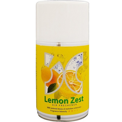 Air Freshener Lemon Zest Fragrance UAE Manufacturer