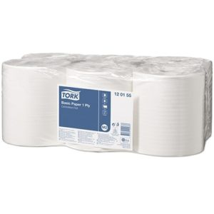 Tork Basic Paper Maxi Roll 1 Ply
