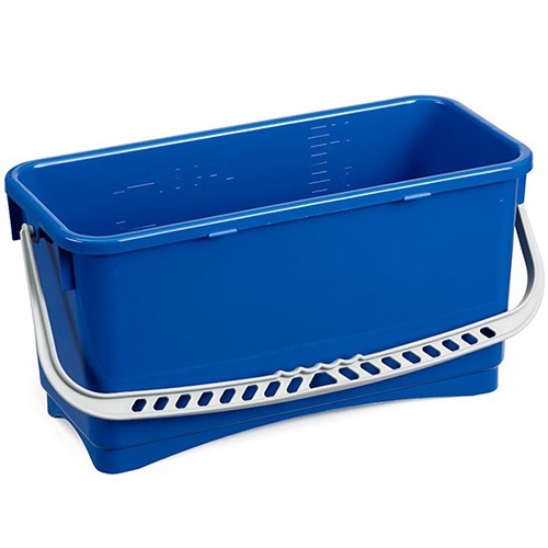 Single Plastic Bucket with Handle 20 Ltrs UAE Supplier