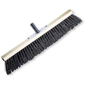Stiff Nylon Industrial Broom Head 100 cm