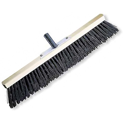Stiff Nylon Industrial Broom Head 100 cm