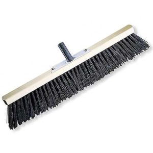 Stiff Nylon Industrial Broom Head 60 cm