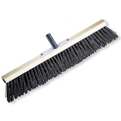 Stiff Nylon Industrial Broom Head 60 cm