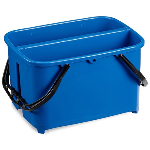 Twin Plastic Bucket 2x10 Ltrs with 2 Handles UAE Supplier