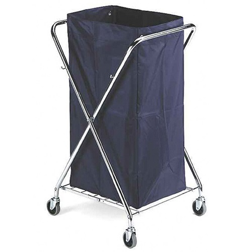 X Laundry Trolley 180 Ltrs Uae Supplier Intercare
