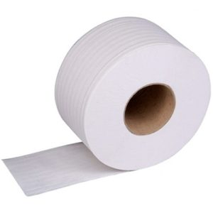 Commercial Mini Jumbo Toilet Roll 2 Ply