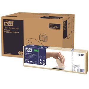 Tork Brown Paper Napkin 1 Ply