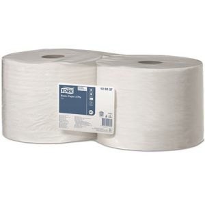 A Tork Big Roll 2 Ply