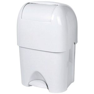 Bambina Baby bin with pedal 50 Ltrs