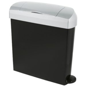 Intima Chrome Lady Bin with Pedal 23 Ltrs