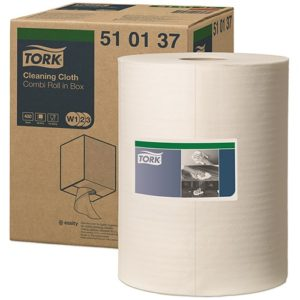 Tork Premium Cleaning Cloth Wiping Roll 1 Ply