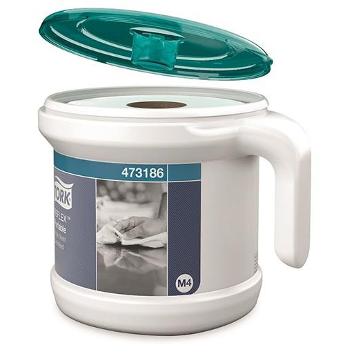 Tork Reflex Portable Single Sheet Centre Feed Dispenser UAE Supplier