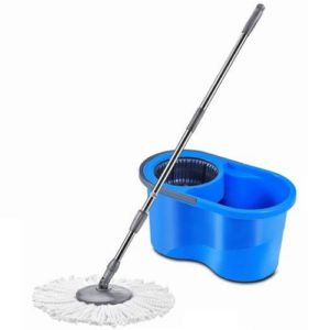 Spin Mop Set with Bucket