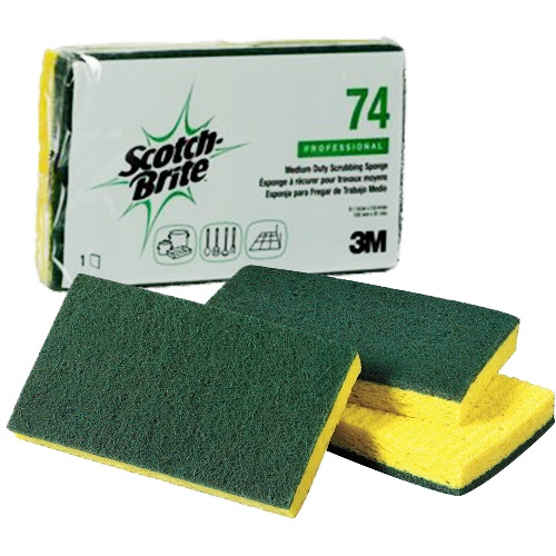 Dish Washing Sponge - Medium Duty UAE Supplier