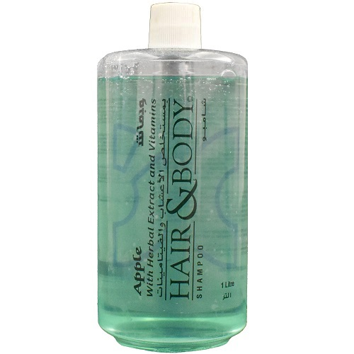 Hair Body Shampoo Apple 1 Ltr Direct Fill
