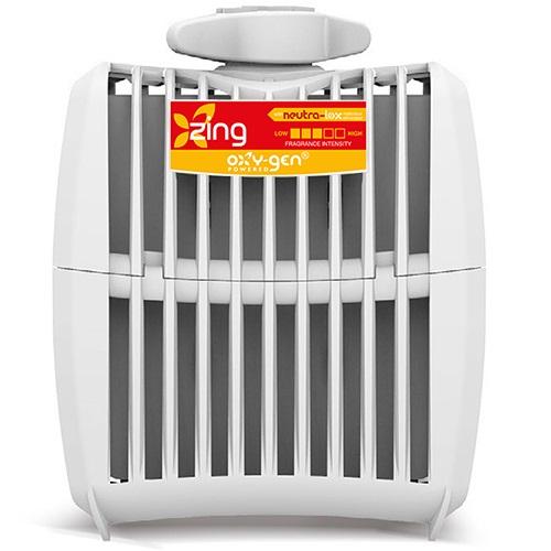 Oxygen-Pro Air Freshener Zing - Regular Cartridge