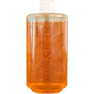 Peach Bath & Shower Gel 1 Ltr Direct Fill