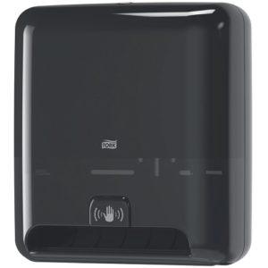 Tork Matic Hand Towel Roll Intuition Sensor Dispenser - Black