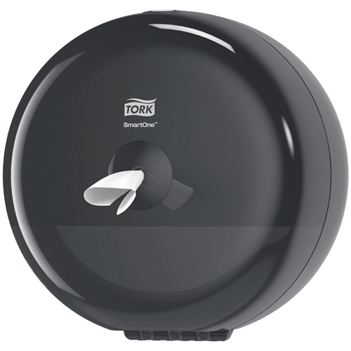 Tork SmartOne Mini Toilet Roll Dispenser - Black