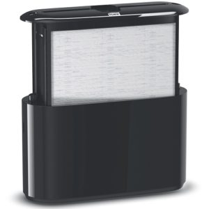 Tork Xpress Countertop Multifold Hand Towel Dispenser - Black