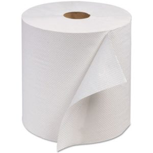 Embossed Auto Cut Tissue Rolls 1 Ply