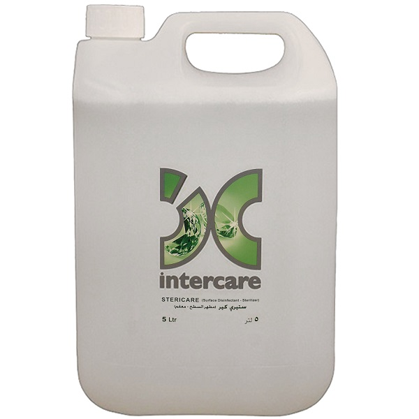 Stericare Surface Disinfectant Sterilizer 5 Ltrs UAE Manufacturer
