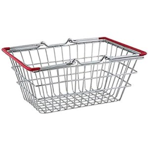 Stainless Steel Shopping Basket UAE Supplier