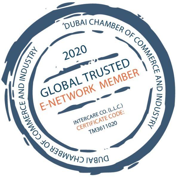 Dubai Chamber Stamp