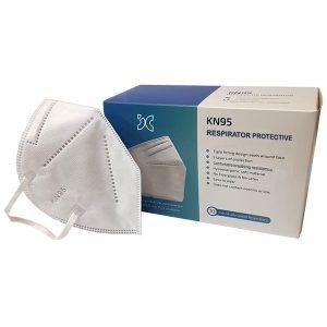 Disposable Face Mask (KN95) Level 1 – 10 PCs