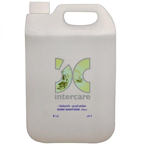 Hand Sanitizer Citrus 5 Ltrs – Direct Fill